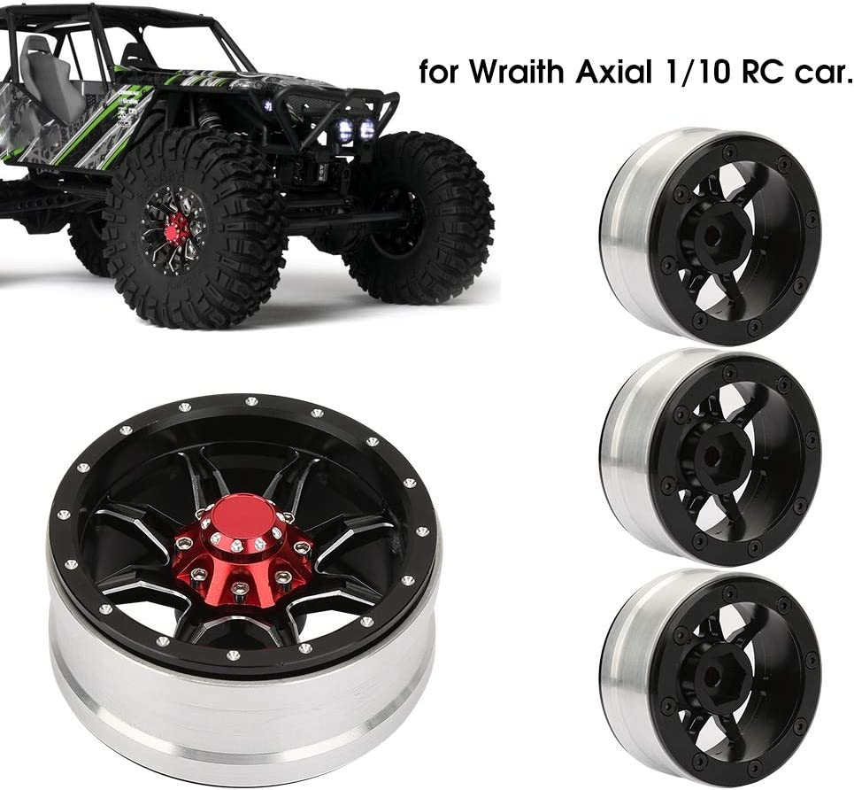 Remote & App Controlled Vehicle Parts Tire & Wheel Sets Universal ...