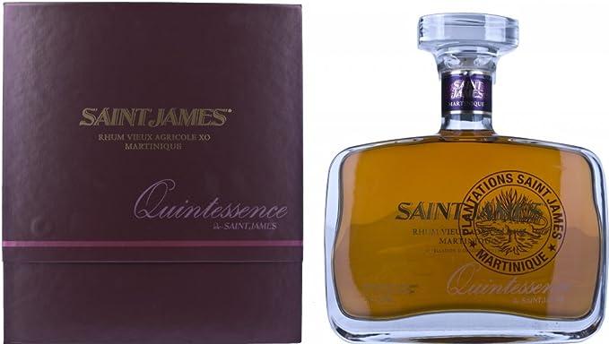 Ron Xo Quintessence Saint James Rhum 42% 70 cl: Amazon.es ...