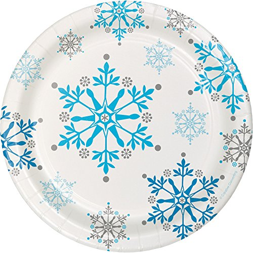 (Creative Converting 8 Count Sturdy Style Paper Dessert Plates, 7