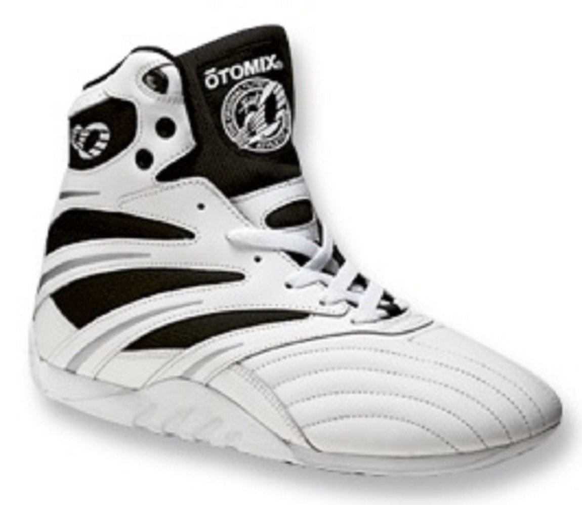 Otomix Extreme Trainer Pro Men's Shoe (8, White)