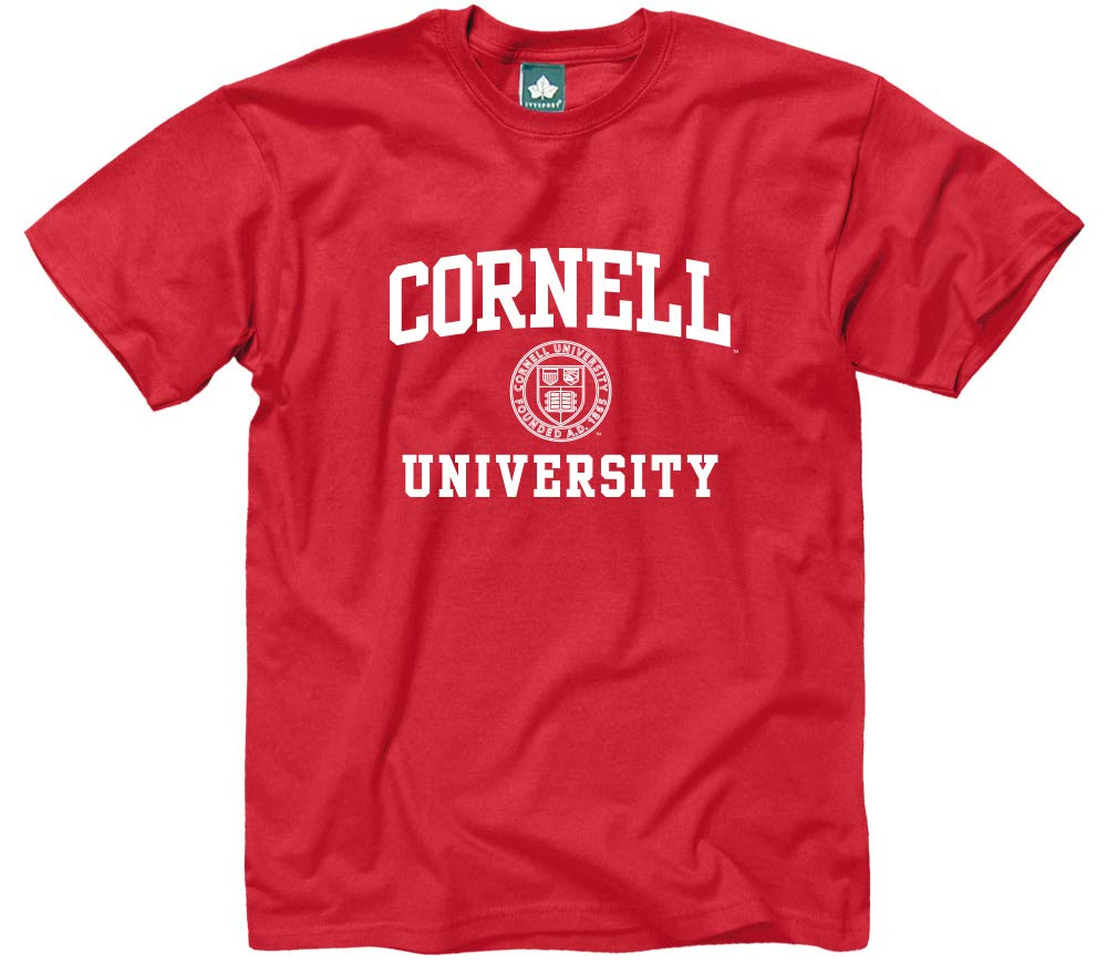 Ivysport Short Sleeve Tshirt With Crest Logo Colleges