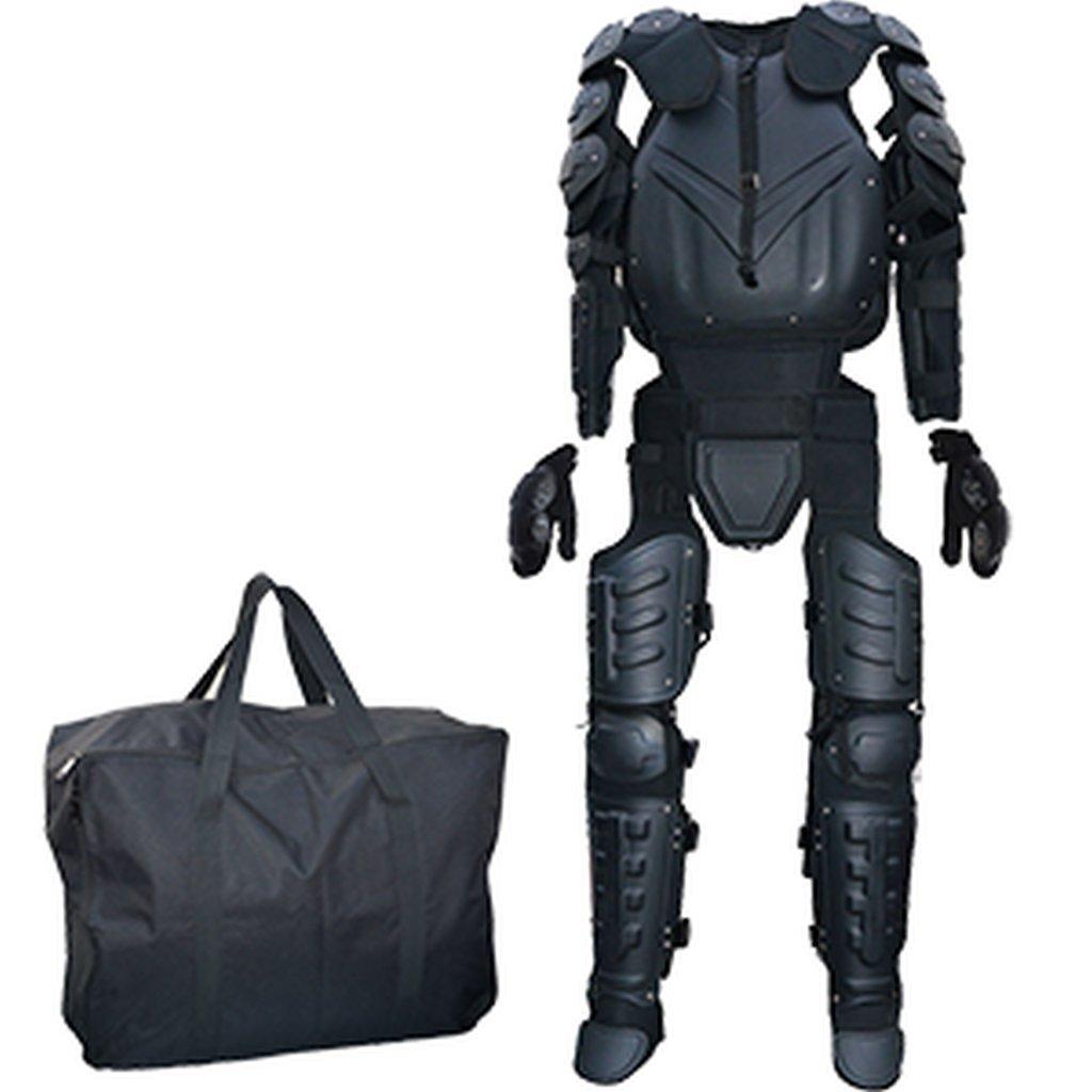 CI SWAT Protektoren Schutzanzug SWAT Polizeianzug Körperpanzerung Gr. M-XL