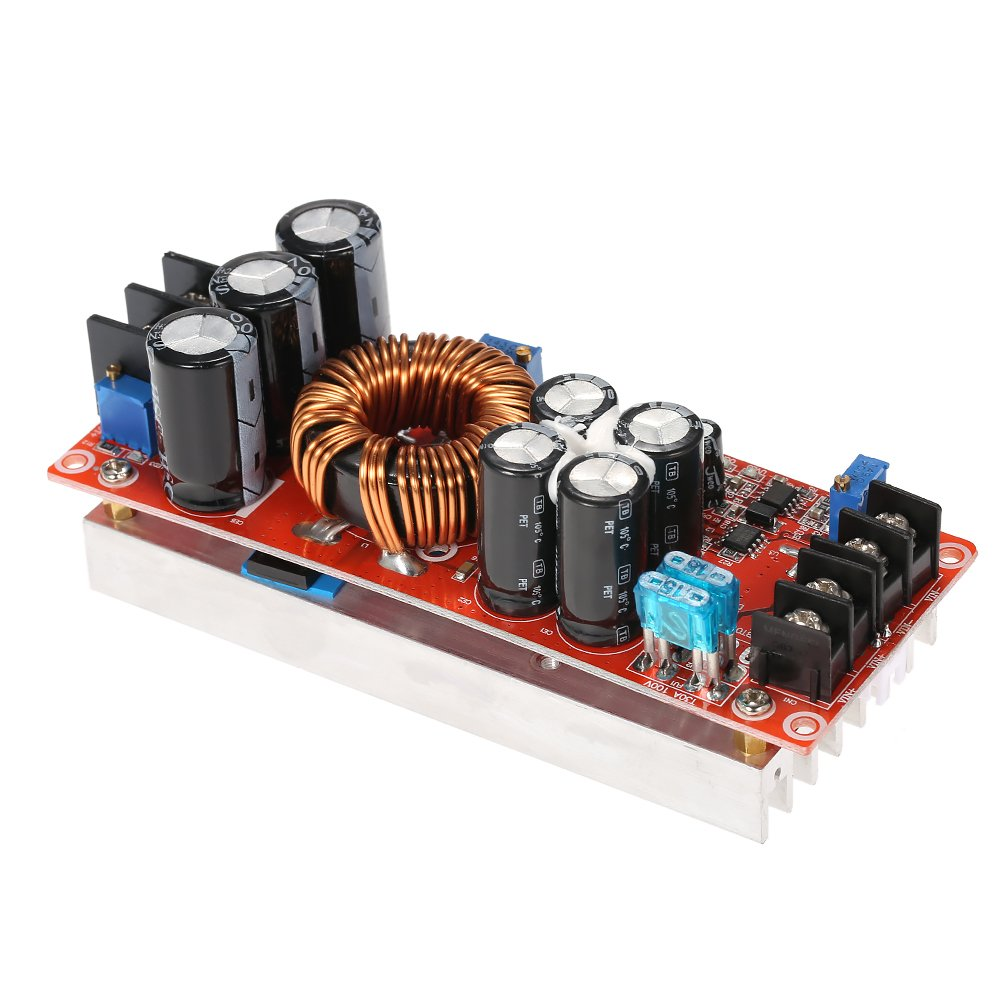 dc to dc boost converter modual