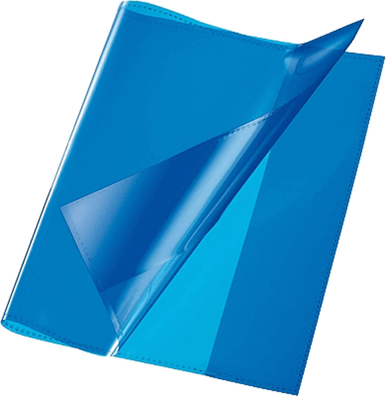 Bene 270500 - Copertina per quaderno, formato A5, blu 270500 blau