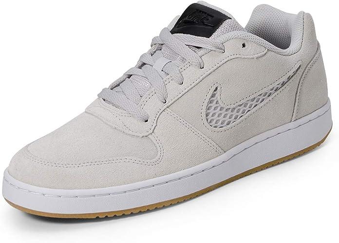 Imperio Creo que cobija  Nike AQ1774 002 Ebernon Low Premium Sneakers Grey: Amazon.co.uk: Shoes &  Bags