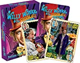 Aquarius Willy Wonka Playing Cards
