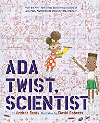 """Inspired by Ada Lovelace and Marie Curie, Ada Twist Scientist demonstrates the power of curiosity and determination. An excellent choice for STEM reading."" - Seira Wilson, Amazon EditorA #1 New York Times Bestseller A Wall Street Journal Bes..."