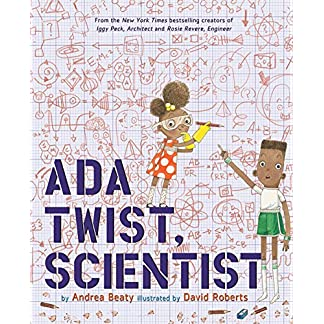 Ada Twist, Scientist (The Questioneers)