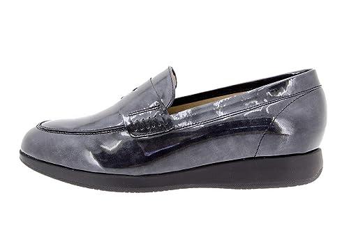 Calzado Mujer Confort de Piel Piesanto 9634 Zapato mocasín cómodo Ancho: Amazon.es: Zapatos y complementos
