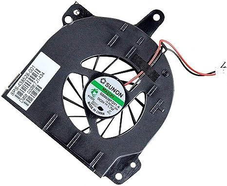 CPU Ventilador refrigerador Fan Ventilador KSB0505HA-A de 6 F51 ...