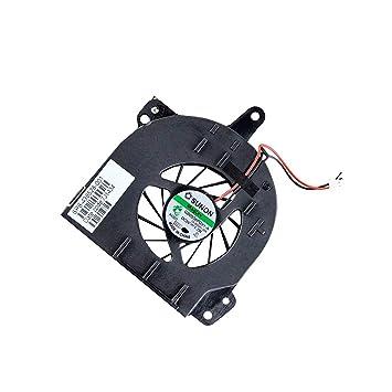 CPU Ventilador refrigerador Fan Ventilador KSB0505HA-A de 6 F51 para HP 500 510 520 530 HP Compaq Presario A900 C700 Serie: Amazon.es: Informática