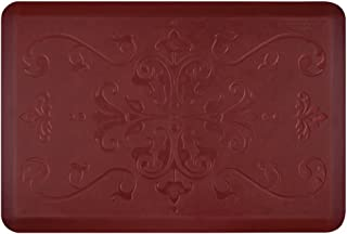 product image for WellnessMats Estates Collection Coastal Series Coral Entwine 6 x 2 Foot Anti-Fatigue Mat