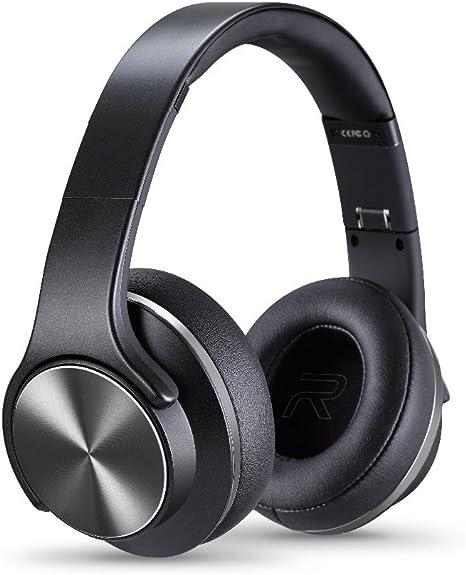 2 en 1 Plegable Twist-out NFC Auriculares inalámbricos SODO Original MH5 Bluetooth Altavoz Auricular con micrófono para Tablet PC Móvil MP3 MP4: Amazon.es: Electrónica