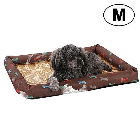 Aolvo - Alfombrilla de refrigeración para mascotas, para perros, gatos, respetuosa con el