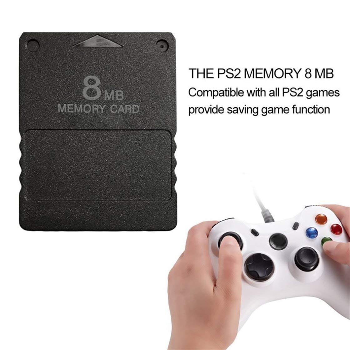 Diseño Compacto Negro Tarjeta de Memoria 8MB Tarjeta de ...