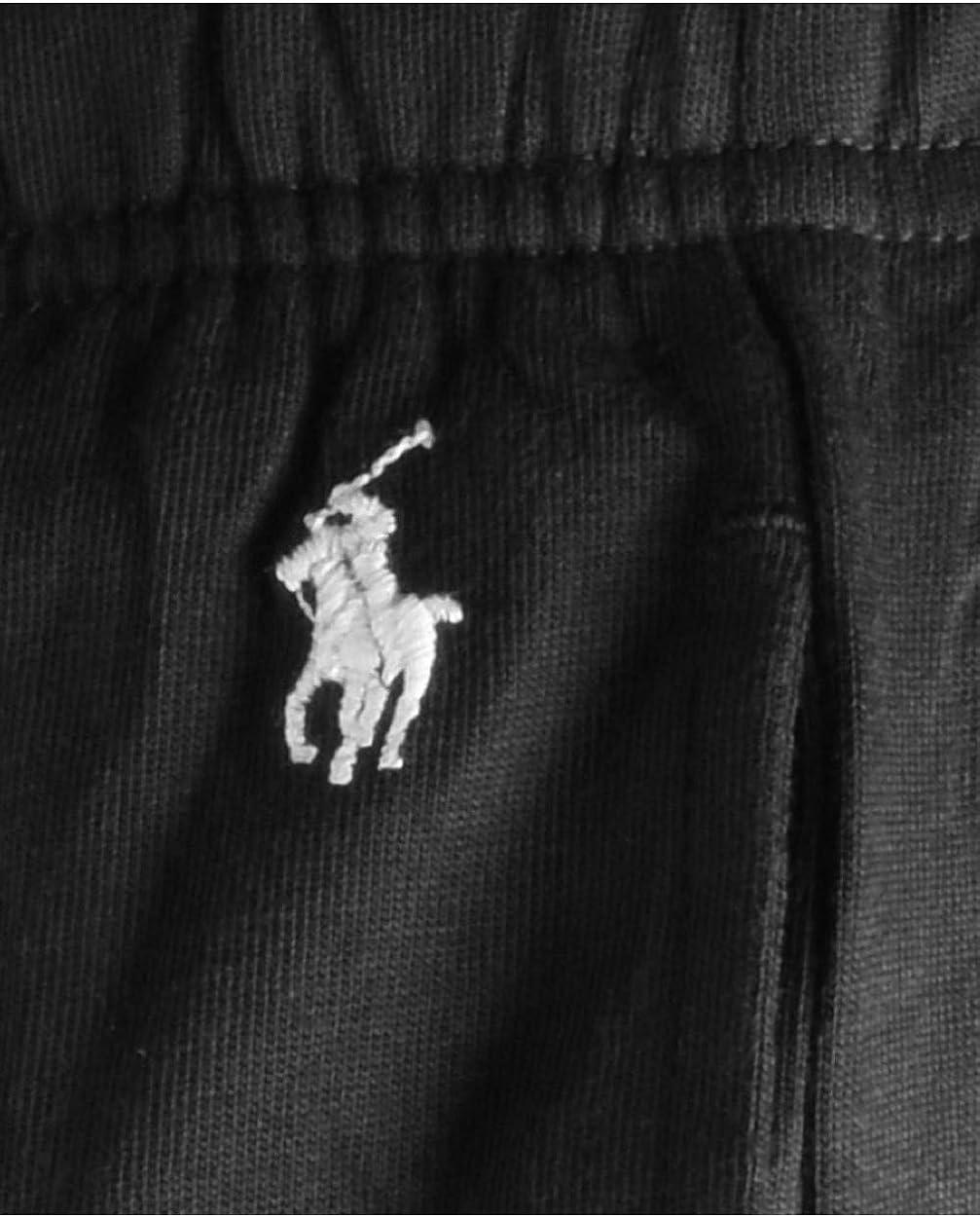 Ralph Lauren - Polo Bermuda-Short Sleep Negra p - XL, Negro ...
