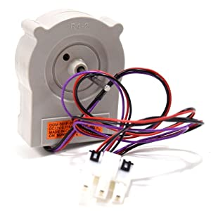 Lg EAU61524001 Refrigerator Freezer Evaporator Fan Motor Genuine Original Equipment Manufacturer (OEM) Part