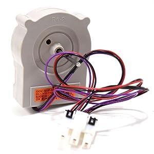 Lg EAU61524001 Refrigerator Freezer Evaporator Fan Motor Genuine Original Equipment Manufacturer (OEM) Part