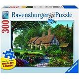 Ravensburger Secret Sanctuary - 300 Pieces Large Format Puzzle