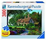 Ravensburger Secret Sanctuary - Large Format 300 Piece Jigsaw Puzzle for Adults - Every Piece is Unique, Softclick Technology Means Pieces Fit Together Perfectly