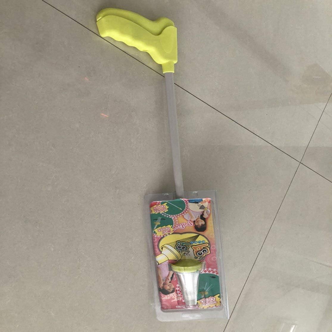 Color:Yellow Kaemma Attrape-Insectes pi/ège /à Insectes Tenu dans la Main de Jardin Lutte antiparasitaire Spider Insect Catcher Respectueux de lenvironnement