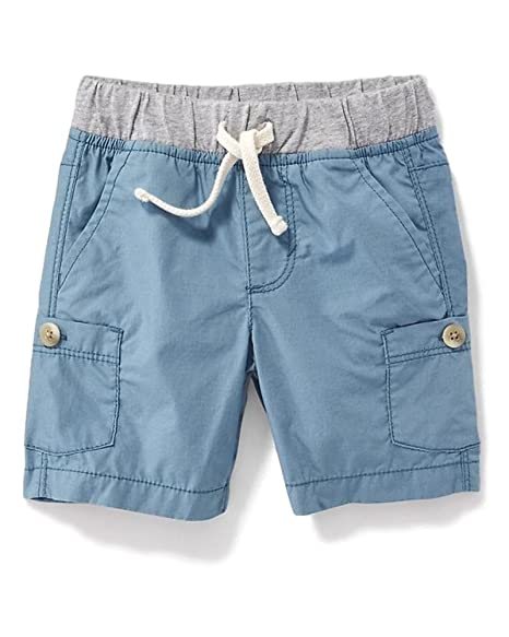 new specials factory authentic running shoes Amazon.com: Old Navy Cargo Shorts Jersey-Waist Poplin for ...