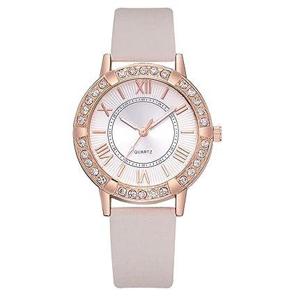 Amazon.com: Waist Watch Mujer zegarek damski bayan kol saati ...