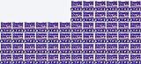 U.S. Pumice Pumie Scouring Stick Pack of 60