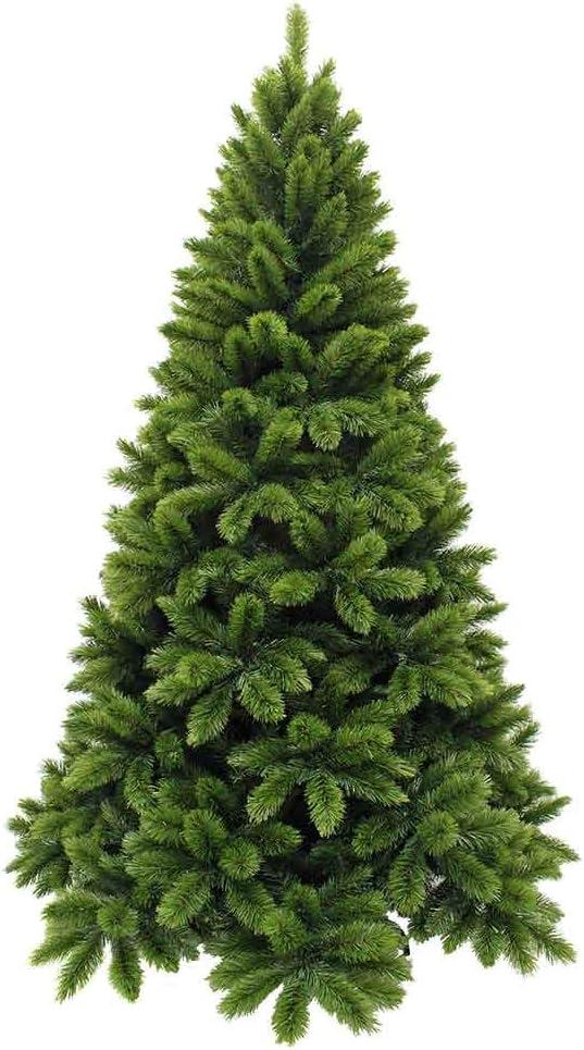 185 x 109 cm /Árbol de Navidad Triumph Tree Tsuga Tips 482 Color Verde