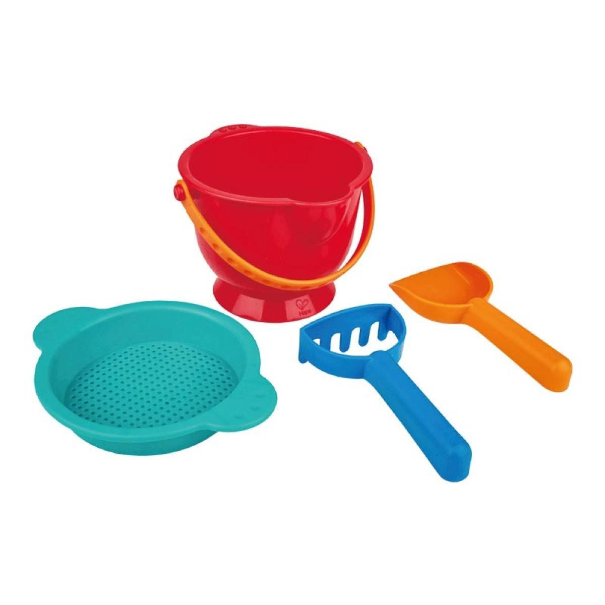 ZY MEI Juguetes de playa Juego de juguetes para playa para niños 1-2-6 Juguetes para niños Bebés y niñas pequeños Barrilete grande Juego de palas pequeñas (Color : A)