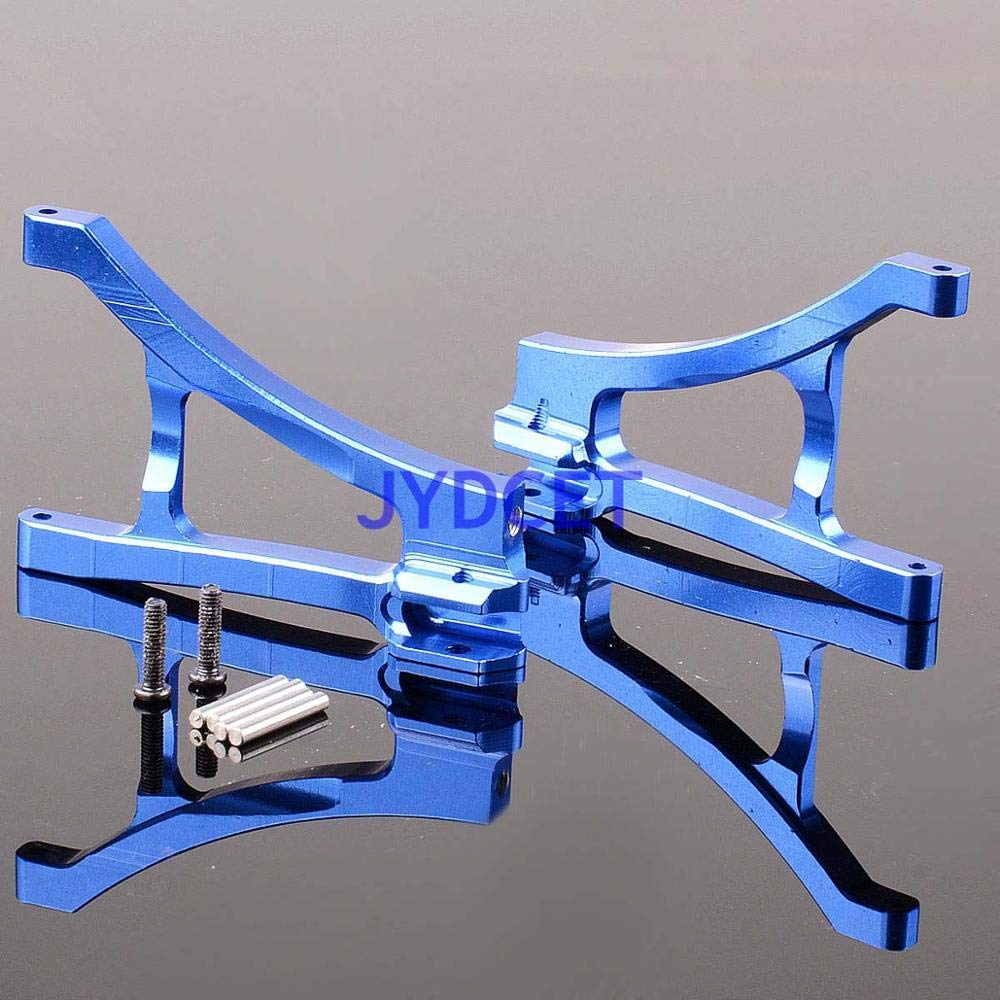 Generic TS1601 Aluminum Front Lower Suspension Arm 7031 for RC Model Traxxas 1 16 Mini Slash Navy