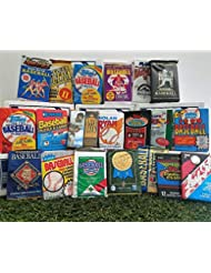 Over 200 Vintage Baseball cards in 20 Vintage Unopened Baseball Wax Packs from various brands from the 80's & 90's. Guaranteed one AUTOGRAPH or MEMORABILIA card per box! Great for 1st time collectors!