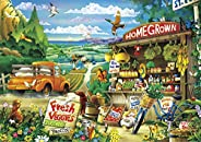 Buffalo Games - Days to Remember - Country Road - 500 Piece Jigsaw Puzzle