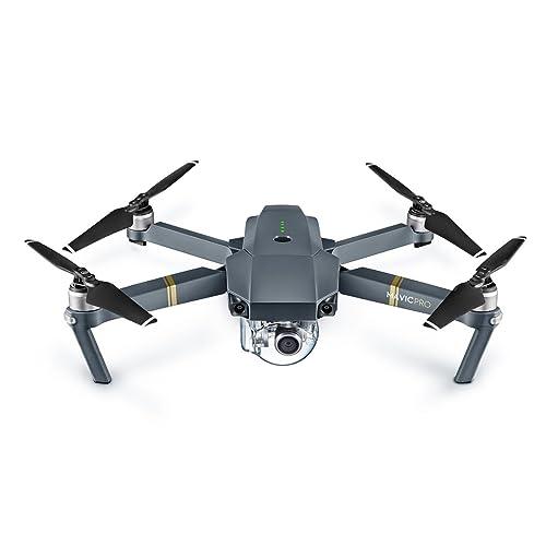DJI Mavic Pro Drone with 4K Camera - Grey