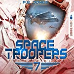 Das Artefakt (Space Troopers 7) | P. E. Jones