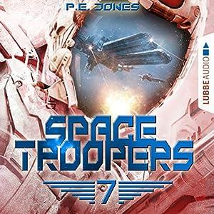 Das Artefakt (Space Troopers 7) Hörbuch