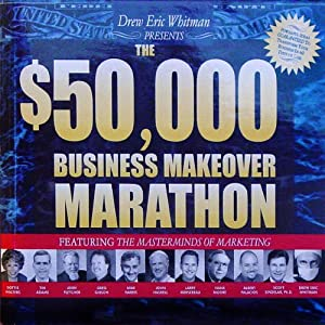 The $50,000 Business Makeover Marathon Audiobook