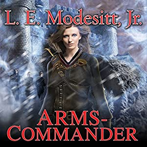 Arms-Commander Audiobook