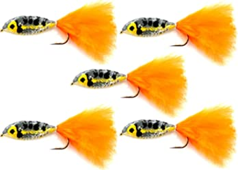 Trout Flies Fly Fishing Flies s33J-18 Special F//B Nymph Buzzers 10 12 14 16 18