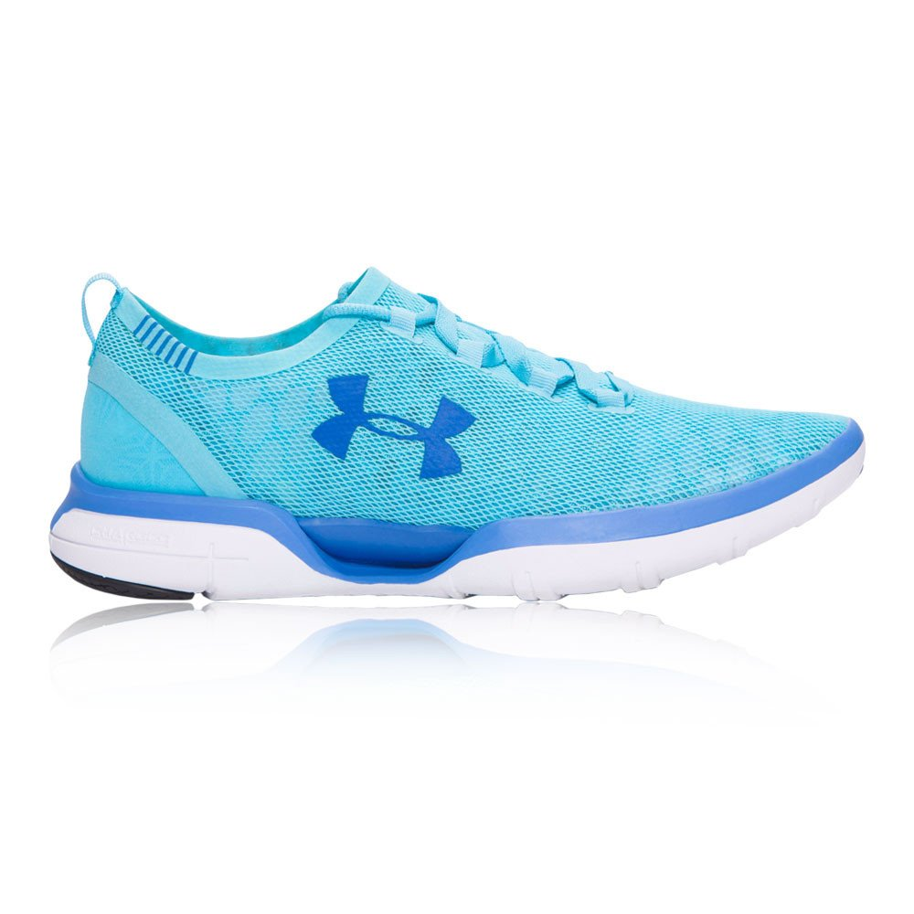 Under Armour Women's Charged CoolSwitch Running Shoe B01GQK8AYK 10.5 B(M) US|Blue