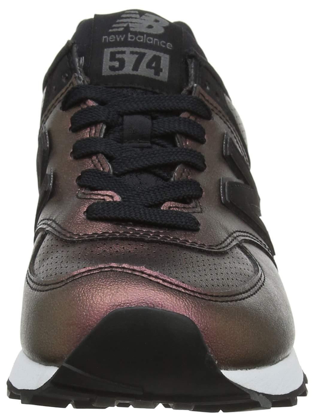 New Balance Damen 574v2 (schwarz/schwarz Sneaker, Schwarz (schwarz/schwarz 574v2 Ksb) 4dbd0c