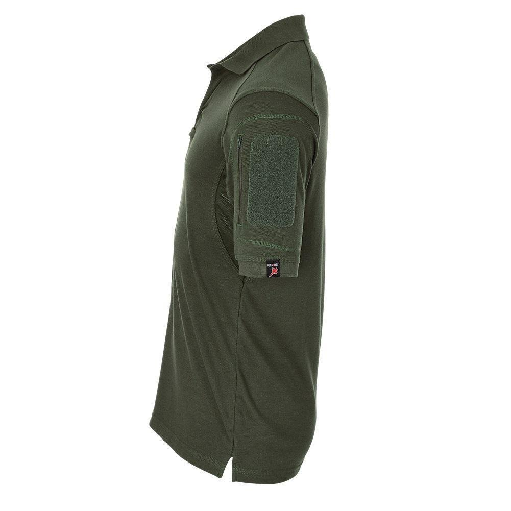 Tactical Poloshirt Alfa Alfa Poloshirt - Berittene Gebirgsmarine zu Fuß EK Wk1 Humor Fun  19074 7be4f3