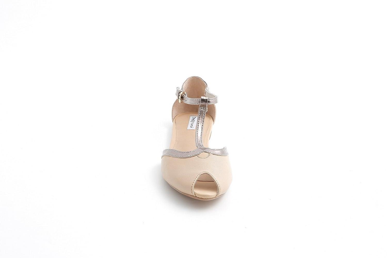 Pretty Damen Nana  Damen Pretty Schuhe mit Riemchen 4f9154
