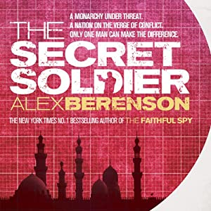 The Secret Soldier Audiobook