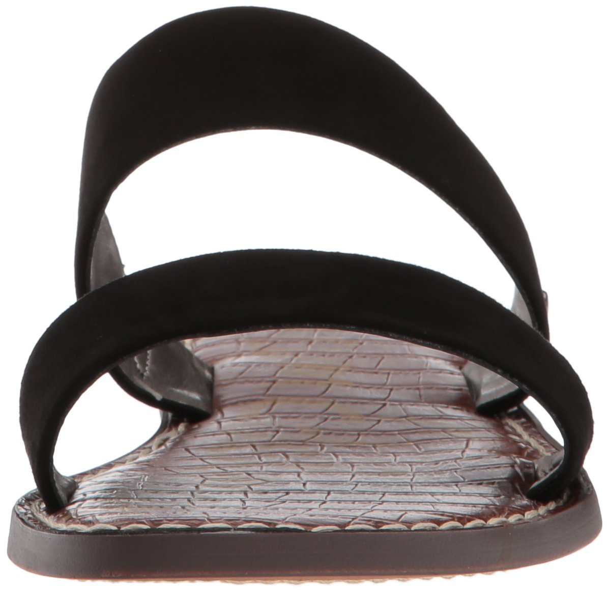 Sam Edelman Women's Gala Slide US|Black Sandal B0767DQPBD 7.5 B(M) US|Black Slide Suede fa6a96