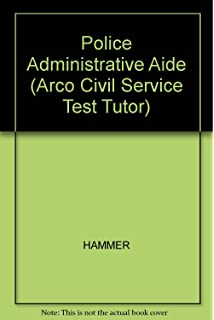 Police administrative aidepassbooks career examination series c police administrative aide civilian police aide arco civil service test tutor fandeluxe Images