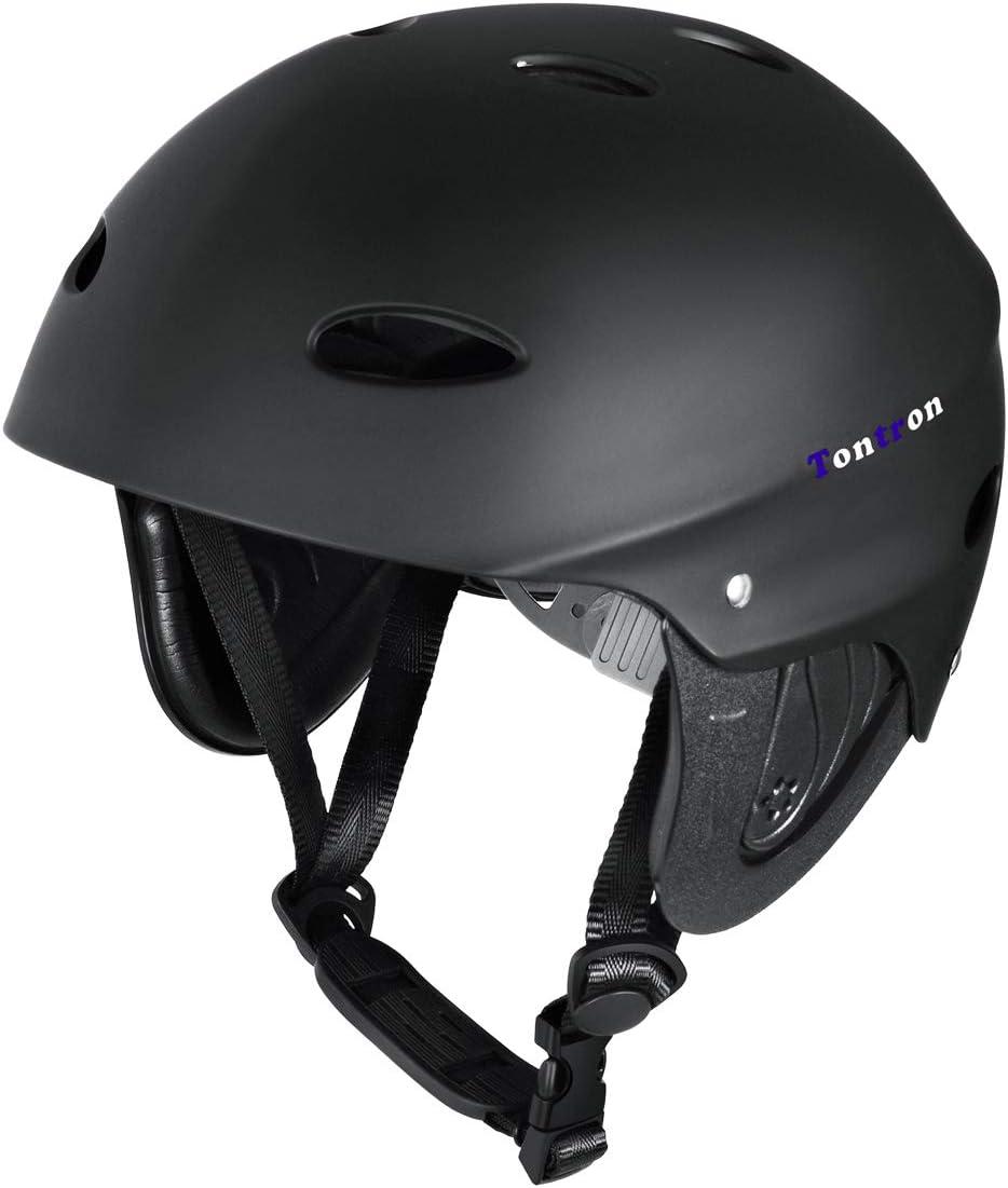 Kayaking Helmet for Multi Sports Kayak Canoe Skateboard Hard Cap Protection Gear