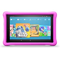 "Fire HD 10 Kids Edition Tablet, 10.1"" 1080p Full HD Display, 32 GB, Pink Kid-Proof Case"