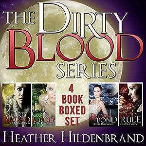Dirty Blood Series Box Set Audiobook