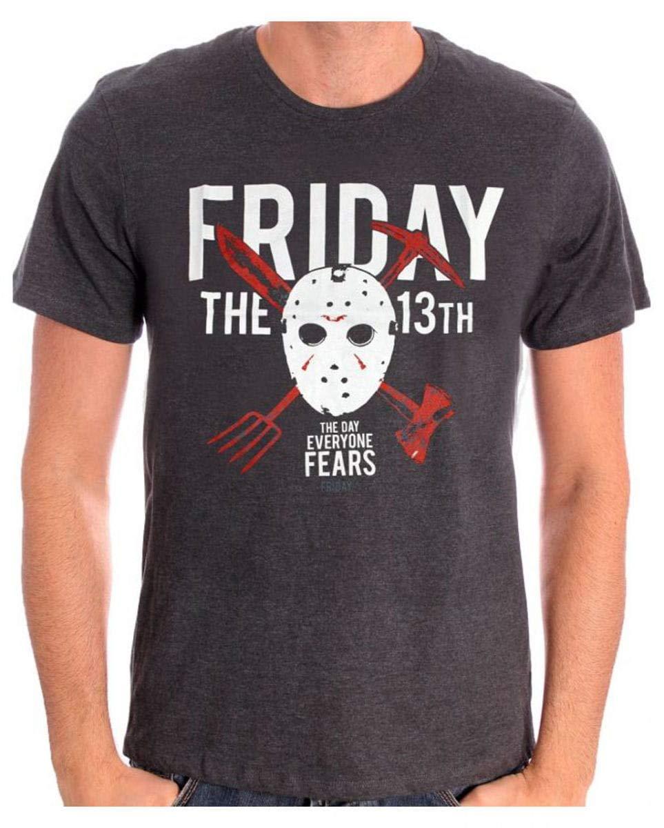Viernes la camiseta 13 S: Amazon.es: Juguetes y juegos